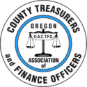 Oregon Association of County Treasurers and Finance Officers Logo
